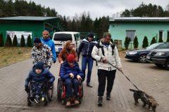 W schronisku dla psów w Tomarynach