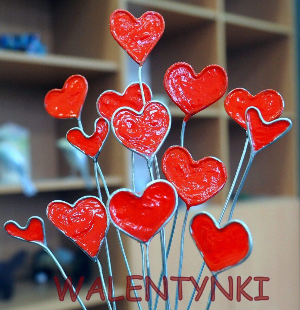 Walentynki ilustracja