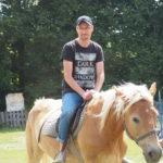 Wakacje w Waszecie - na koń