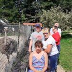 Odwiedzamy zwierzęta Ziołowej Doliny