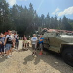 Militaria - część historyczna Ziołowej Doliny
