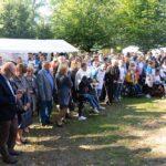 uroczyste otwarcie WTZ Olsztyn Bałtycka 45