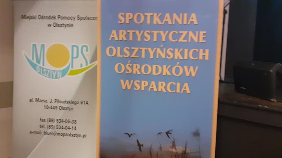 XXV Spotkania Artystyczne Olsztyńskich Ośrodków Wsparcia