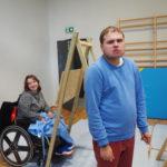 Integracja środowisk twórczych na Bałtyckiej 45