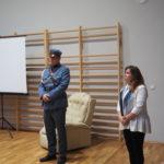 Święto Niepodległości - spotkanie z Prezesem Olsztyńskiego Oddziału Związku Piłsudczyków RP