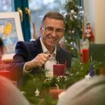 Przedświąteczna wizyta prezydenta Olsztyna