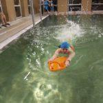 Zawody pływackie Dobra Miasto