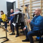 Koncert Warmińsko-Mazurskiej Filharmonii w WTZ